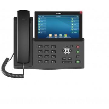 """Fanvil X7 display touch 7"""" 127 tasti"""