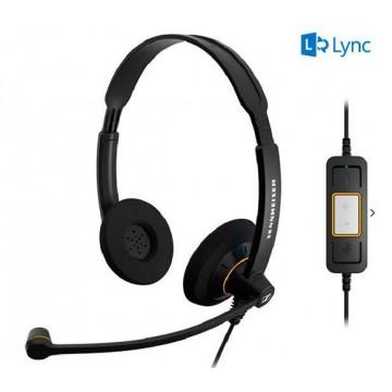 Sennheiser SC 60 USB ML Microsoft Lync Skype for Business