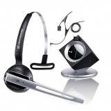 Sennheiser DW Office ML con sganciatore EHS Alcatel