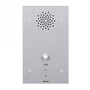 Akuvox E21A Citofono IP in acciaio 1 tasto 2 relè IP65