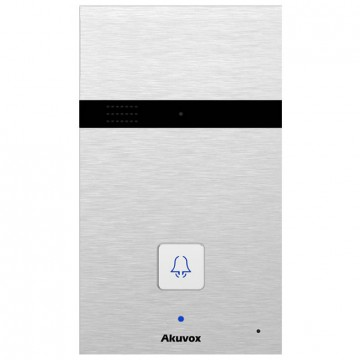 Akuvox R23P VoIP doorphone 1 tasto 2 relè IP65