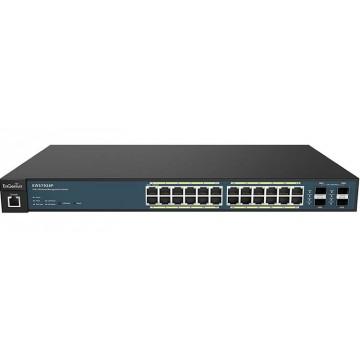 Engenius EWS7928P Switch Gigabit PoE 24 porte