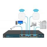 Engenius EWS1200-28TFP switch 24PoE Gigabit