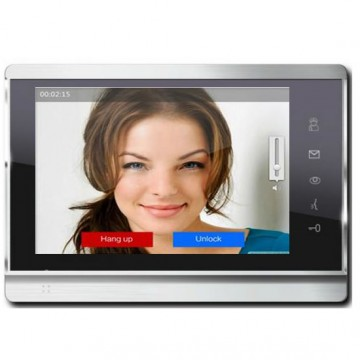 Akuvox IT81M display touch con case in metallo