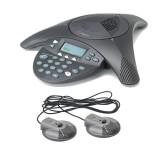 Polycom audioconferenza VTX 1000 con microfoni aggiuntivi ricondizionato