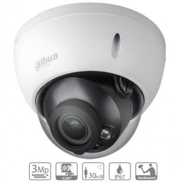 Dahua IP camera 3mp motorizzata PoE IR IPC-HDBW2320R-ZS
