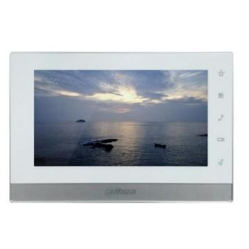 """Dahua VTH1550CH monitor touch 7"""" postazione interna PoE"""