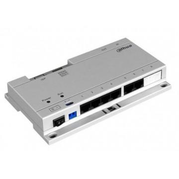 Dahua VTN106A switch 6 porte postazione interna controllo accessi