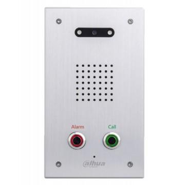 Dahua VTT201 Videocitofono IP PoE di emergenza con telecamera