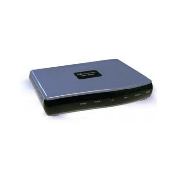 Audiocodes MediaPack 202 VoIP Telephone Adapter, 2 FXS