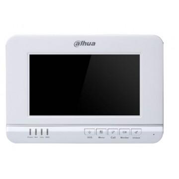 "Postazione interna Touch Screen 7"" Dahua VTH1520 bianco"