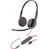 Plantronics Blackwire C3225 USB-A stereo 209747-101