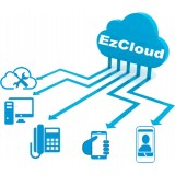 EzCloud® Basic Centralino Virtuale 4 interni 1 Mese