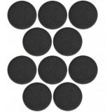 Copriauricolari in gommapiuma Jabra Evolve 20 30 40 65 10 pz
