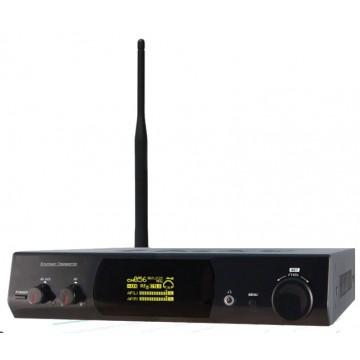 Trasmettitore fisso con antenna per radioguide EZTG