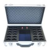 Borsa trasporto e ricarica per 24 audioguide EZAG600