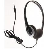 Cuffia stereo per audioguide e radioguide