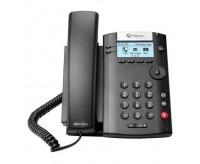 Polycom VVX201 telefono IP SIP PoE pari al nuovo