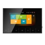 """Akuvox - IT80 Postazione Interna Touch con 5 tasti fisici, schermo da 7"""", risoluzione 800x480, alimentazione POE"""