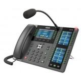 Fanvil X210i consolle VoIP con microfono per paging (PA)