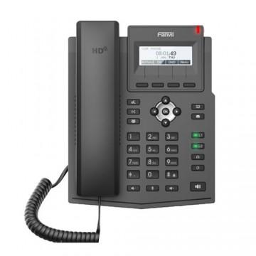 Fanvil X1SP Telefono IP 2 porte 10/100 PoE