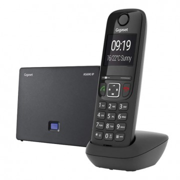 Gigaset AS690 IP DECT cordless VoIP
