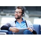 Cuffia bluetooth professionale per ufficio e telelavoro