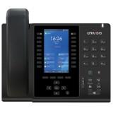 Univois U6S Telefono IP PoE Gigabit con porta USB