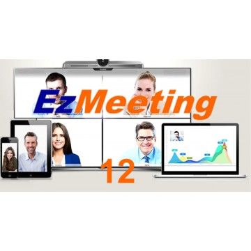 Videoconferenza cloud EzMeeting 12 sedi