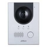 Videocitofono IP parete o incasso 1 tasto PoE IP65 VTO2202F-P