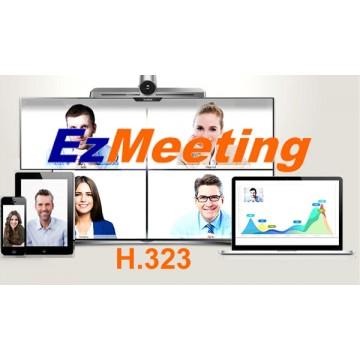 EzMeeting Abilitazione per endpoint H.323