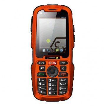 I.Safe Mobile IS320.1 smartphone atex zona 1/21 IP68