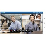 Videoconferenza di gruppo in cloud EzMeeting 25 sedi