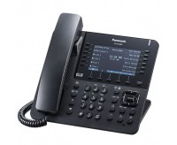 Panasonic KX-NT680NE-B Telefono IP bluetooth nero