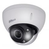 Dahua - 4MP WDR IR Dome AI Network Camera Motorized Lens 2.7mm ~12mm 12V \ePoE \PoE IR 40m \IP67 \IK10