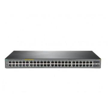 SWITCH HP 1920S 48P+4SFP managed (24P 10/100/1000 PoE 370W + 24P 10/100/1000)