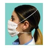 Mascherine chirurgiche Tipo I confezione da 50 pz retronuca
