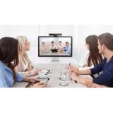 Webcam con microfono e speaker all in one Ezcam-S