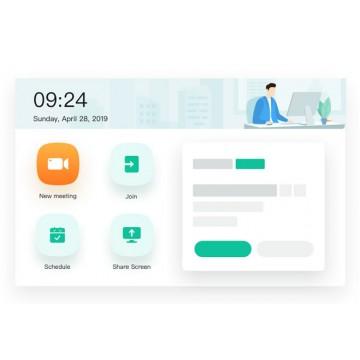 Yealink Cloud Webinar 500 partecipanti - mensile