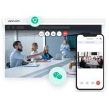 Yealink cloud meeting videoconferenza OnLine standard 12 mesi