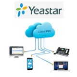 Yeastar Cloud centralino virtuale Hosted 5 interni