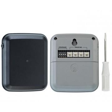 Sistema per cambio automatico messaggi audioguidadi aggancio IR infrarosso per audioguide EZAG-810