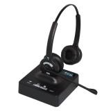 IPN W985 cuffia stereo wireless con microfono USB + telefono