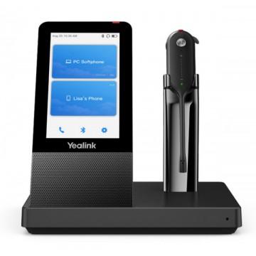 Yealink WH67 UC cuffia wireless multiuso USB bluetooth