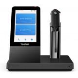 Yealink WH67 cuffia convertibile multiuso touchscreen