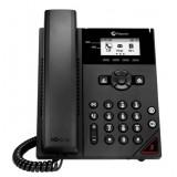 Polycom VVX 150 telefono IP PoE 2 x 10/100