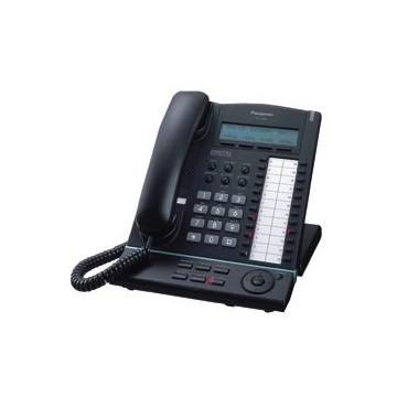 Panasonic - Telefono digitale KX-T7633 nero ricondizionato