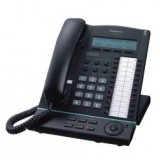 Panasonic - Telefono digitale KX-T7633 nero