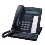 Panasonic - Telefono digitale KX-T7633 nero