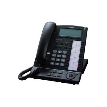 Panasonic - Telefono digitale KX-T7636 nero